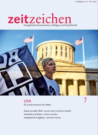 ZEITZEICHEN 7/2021