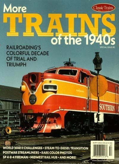 CLASSIC TRAINS / USA Abo