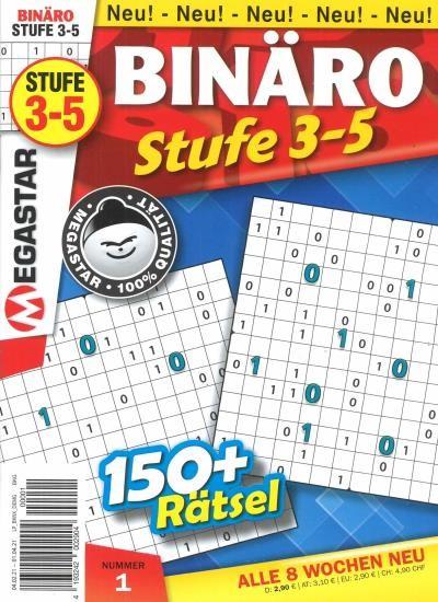 BINÄRO 3-5 Abo