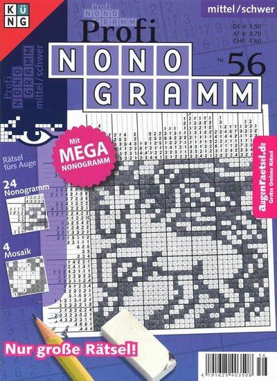 PROFI NONOGRAMM 56/2018