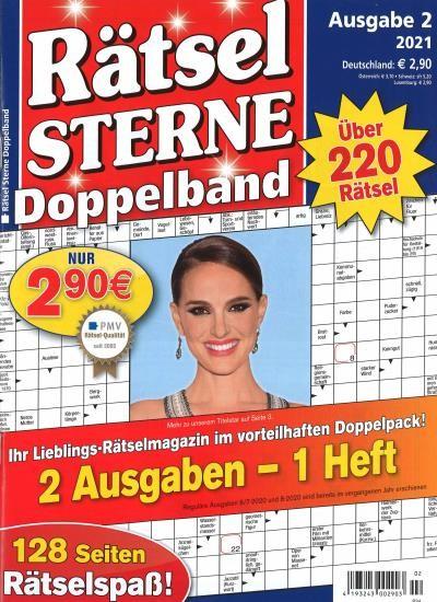 RÄTSEL STERNE DOPPELBAND 2/2021