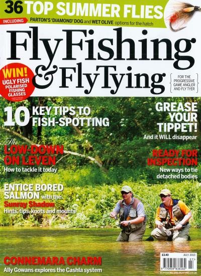 FLY FISHING AND FLY TYING / GB Abo