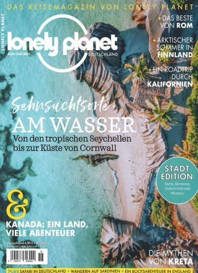 LONELY PLANET MAGAZIN 15/2021