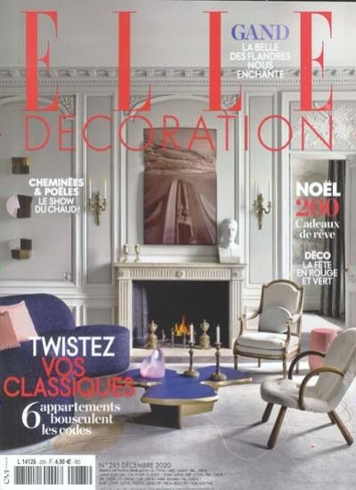 ELLE DECORATION / F Abo