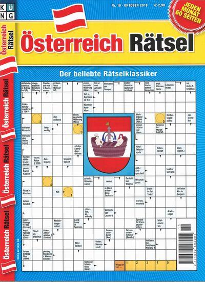Kreuzworträtsel Online österreich