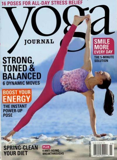 YOGA JOURNAL / USA Abo