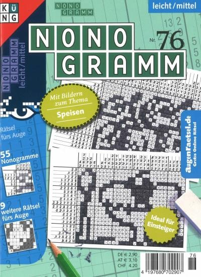 NONOGRAMM 76/2020