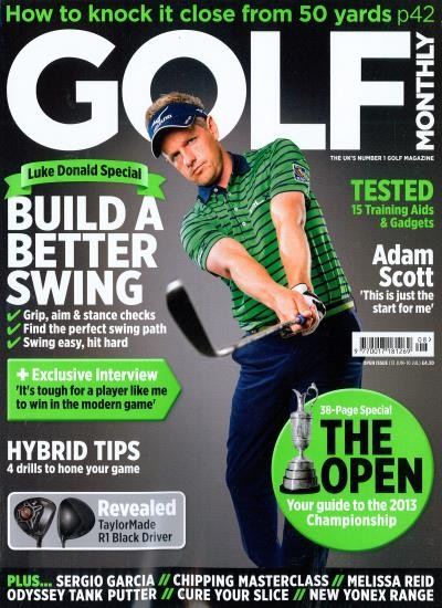 GOLF MONTHLY / GB Abo