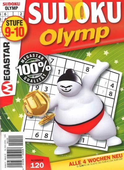 SUDOKU OLYMP 120/2021