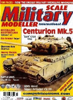 SCALE MILITARY MODELLER INTERNATIONAL / GB Abo