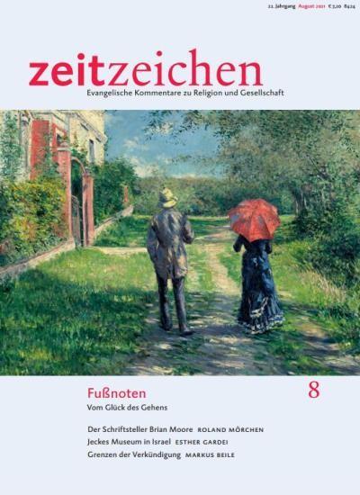 ZEITZEICHEN 8/2021