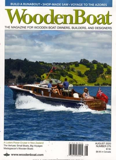 WOODEN BOAT / USA Abo