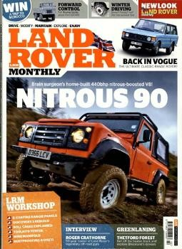 LANDROVER MONTHLY / GB Abo