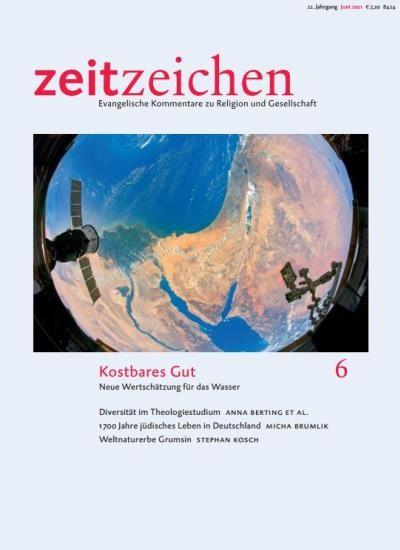 ZEITZEICHEN 6/2021