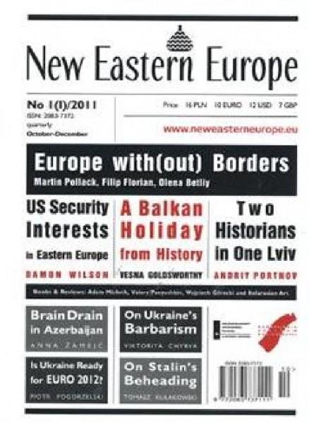 NEW EASTERN EUROPE / GB Abo