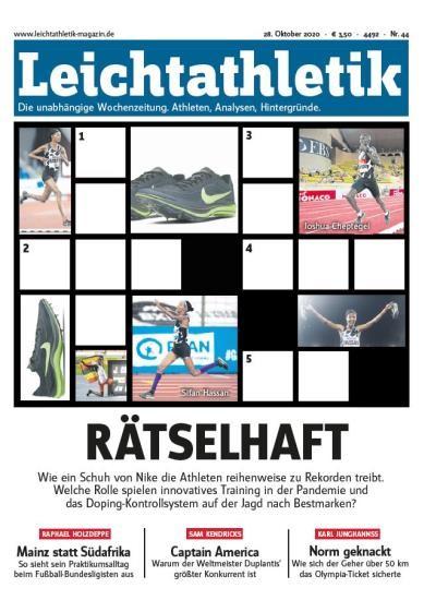 LEICHTATHLETIK 44/2020
