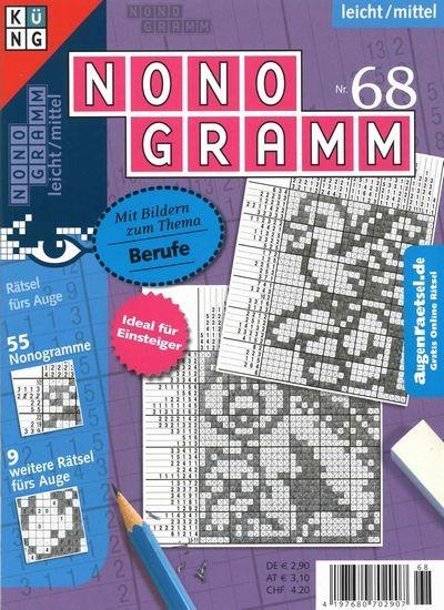 NONOGRAMM 68/2019