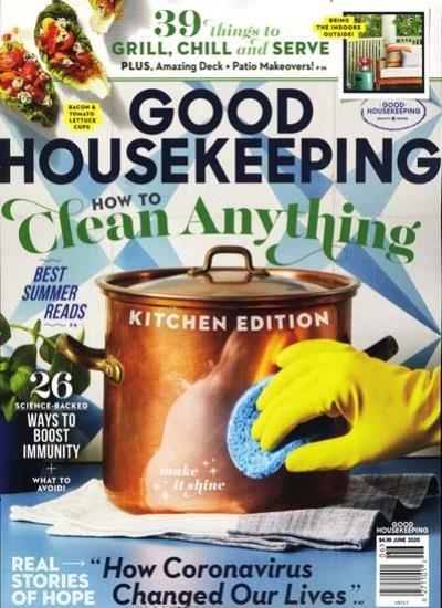 GOOD HOUSEKEEPING / USA Abo