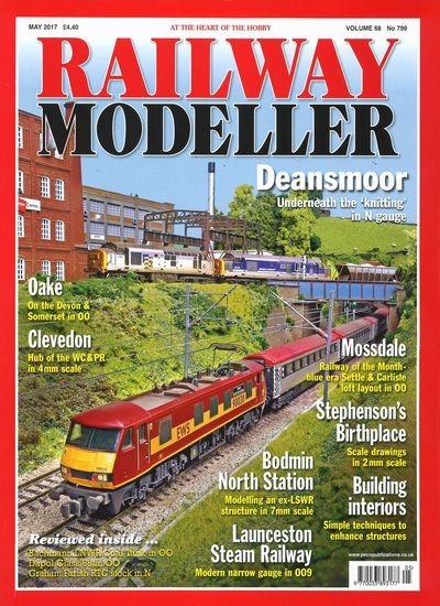 RAILWAY MODELLER / GB Abo