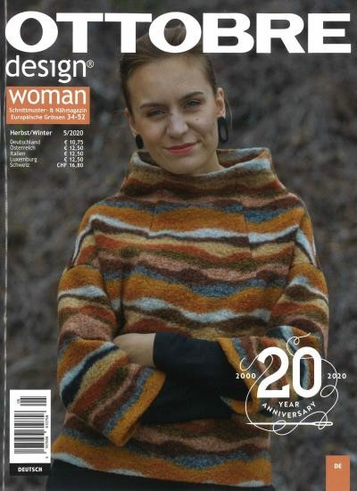 OTTOBRE DESIGN WOMAN 5/2020
