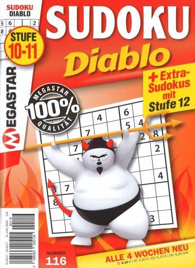 SUDOKU DIABLO 116/2021