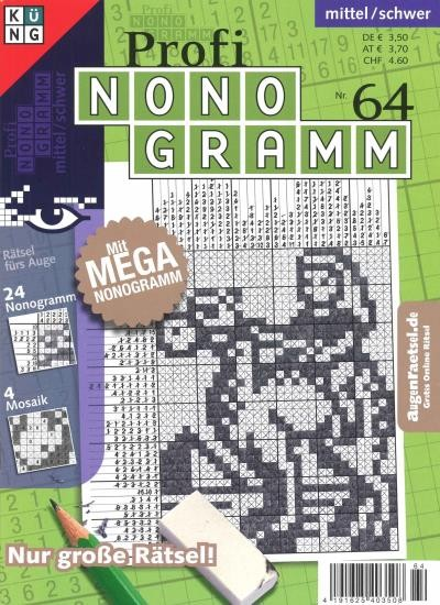 PROFI NONOGRAMM 64/2020