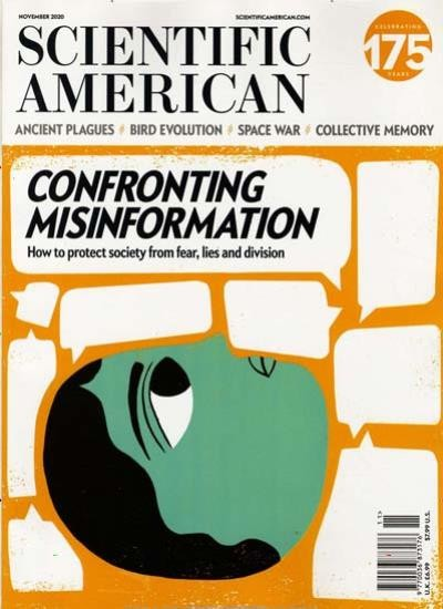 SCIENTIFIC AMERICAN / USA Abo