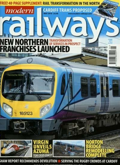 MODERN RAILWAYS / GB Abo
