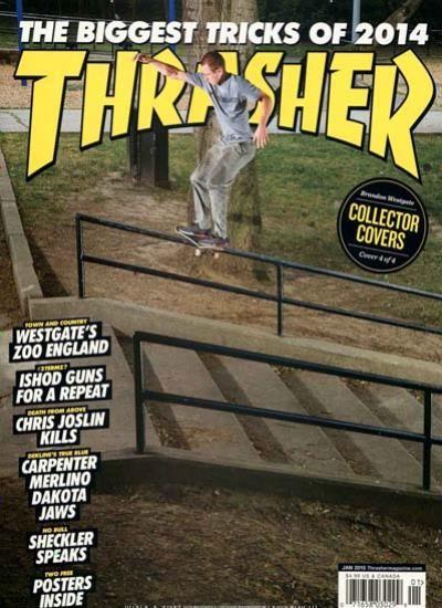 THRASHER / USA Abo