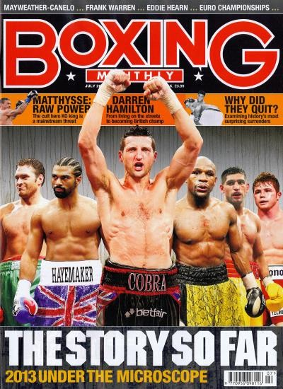 BOXING MONTHLY / GB Abo