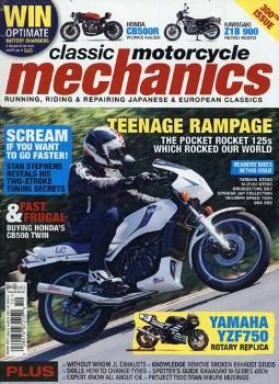 CLASSIC & MOTORCYCLE MECHANICS / GB Abo