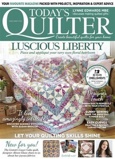 TODAYS QUILTER / GB Abo