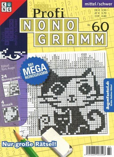 PROFI NONOGRAMM 60/2019