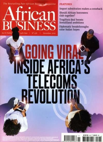 AFRICAN BUSINESS / GB Abo