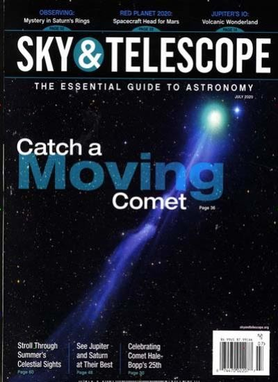 SKY & TELESCOPE / USA Abo