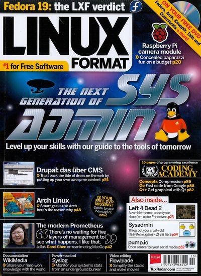 LINUX FORMAT / GB Abo