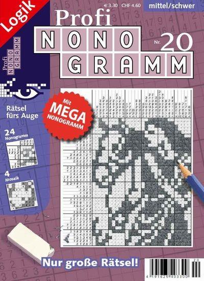 PROFI NONOGRAMM 20/2012