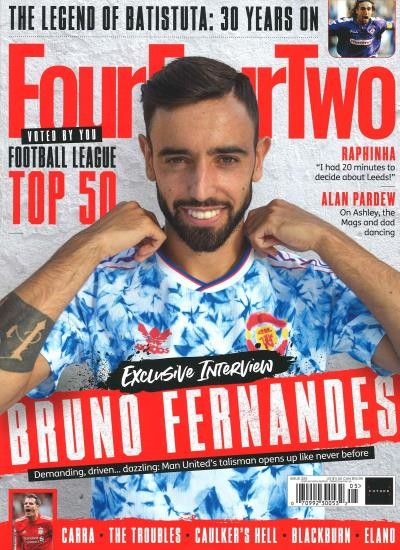 FOUR FOUR TWO / GB 5/2021