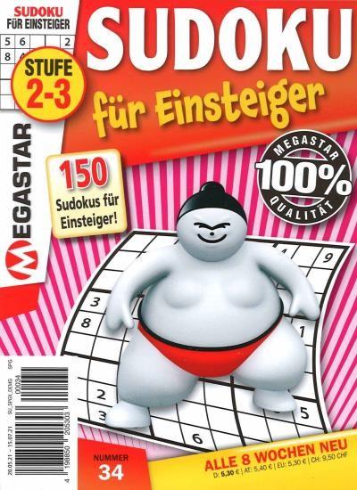 150 SUDOKU FÜR EINSTEIGER Abo