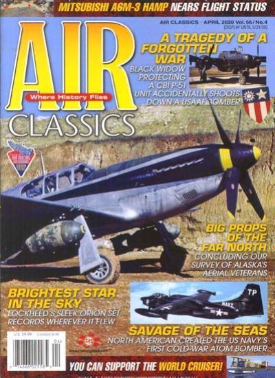 AIR CLASSICS / USA Abo