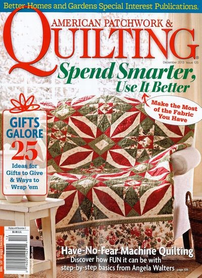 BHG AMERICAN PATCHWORK & QUILTING / USA Abo