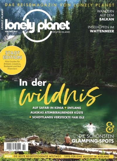 LONELY PLANET MAGAZIN 14/2021