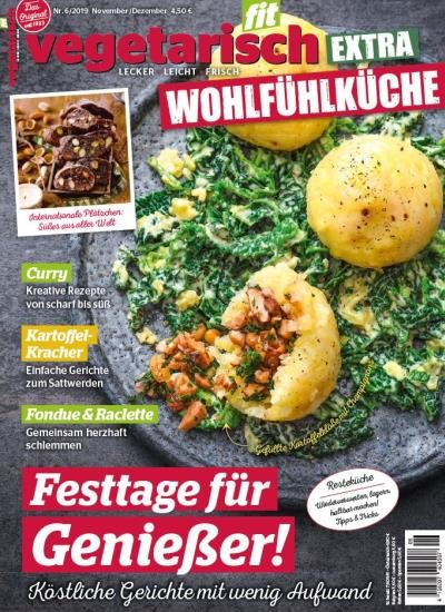 VEGETARISCH FIT 6/2019