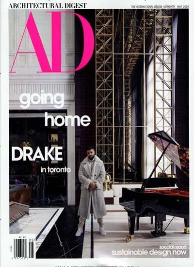 ARCHITECTURAL DIGEST / USA Abo