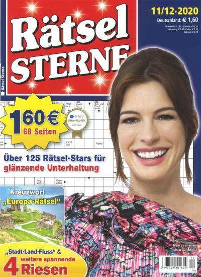 RÄTSEL STERNE 12/2020