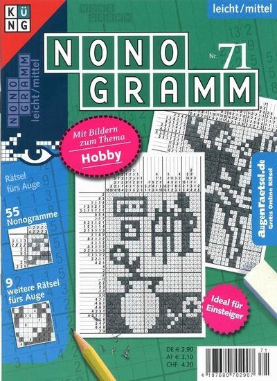NONOGRAMM 71/2019