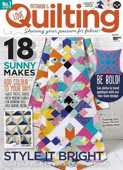 LOVE PATCHWORK & QUILTING / GB Abo