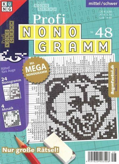 PROFI NONOGRAMM 48/2017