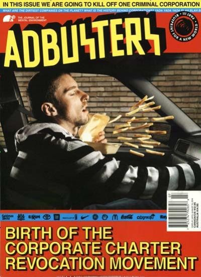 ADBUSTERS / USA Abo
