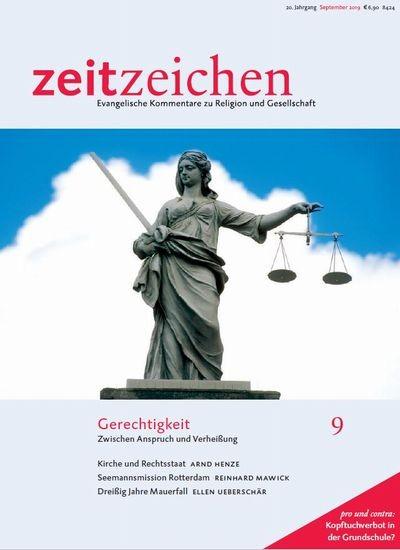ZEITZEICHEN 9/2019